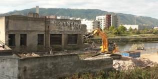 Sestao autoriza la demolición de Desguaces Deusto