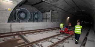 ETS soterrará el metro de Bilbao a su paso por Urduliz