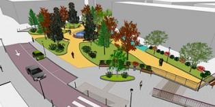 Bilbao creará un parque en el solar entre las calles Prim y Aurrekoetxea