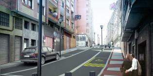Sestao comenzará este mes la reforma de la calle Autonomía