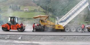 Bizkaia licita los trabajos de mejora del trazado de la BI-633 en Markina-Xemein