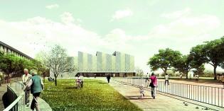El polideportivo de Altza empezará a construirse en 2016 y costará 8 millones