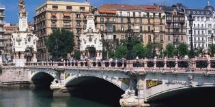 Donostia reparará los puentes Zurriola, Mundaiz y María Cristina