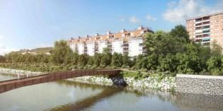 Adjudicadas las obras de defensa ante inundaciones del río Urumea en Martutene