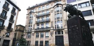 Donostia licita la venta del edificio de la plaza Lasala