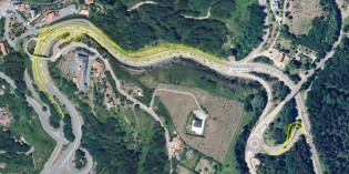 Bizkaia reordenará los accesos de la BI-631 entre Orueta y el alto de Santo Domingo