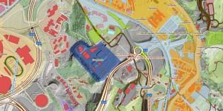 Arrancan las obras de defensa ante inundaciones en Martutene