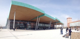 Vitoria estrena estación de autobuses