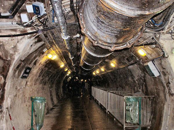 Obras-tunel