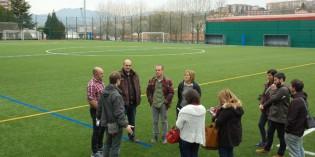 La Diputación de Gipuzkoa realiza mejoras en las instalaciones deportivas de Pasaia