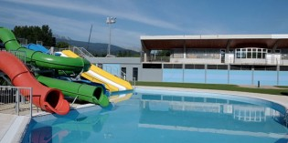 Elorrio inicia los arreglos de las piscinas de Elizalde