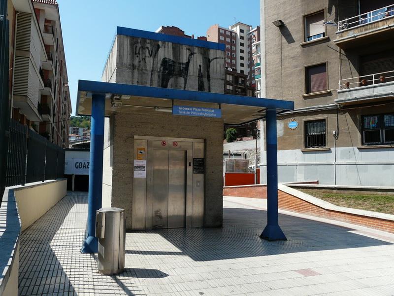 Plaza Funicular