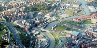 Barakaldo aprueba la renovación del puente de acceso al futuro Parque Empresarial de Burtzeña