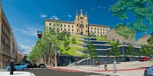 Donostia introduce mejoras en el proyecto de San Bartolomé