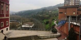 Basauri cubrirá las vías entre el Social Antzokia y el parque Gaztañabaltza