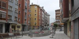 Kabiezes culmina la renovación íntegra de varias calles