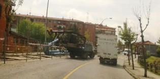 Barakaldo invierte 180.000 euros en renovar las aceras y el asfalto de varias calles