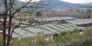 Basauri remodelará la carretera y el entorno de acceso a Mercabilbao