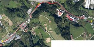 Acuerdo para construir un bidegorri entre Astigarraga y el campo de fútbol de Zarkumendegi