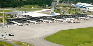 Arrancan las obras del parking exprés en el  aeropuesto de Bilbao