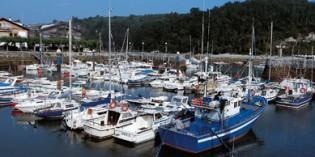 El Gobierno Vasco acomete mejoras en los pantalanes del puerto de Plentzia