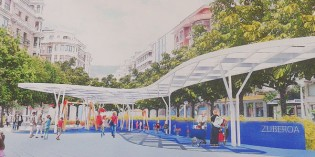 El Ayuntamiento de Donostia remodelará la Plaza Zuberoa