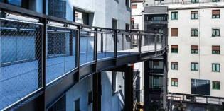 Eibar acometerá este año la construcción de un ascensor en Mutiola