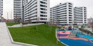 Bilbao Ría 2000 adjudica una parcela para construir 156 viviendas libres en Garellano