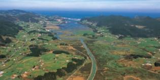 URA licita un tramo del colector general de la margen izquierda de la ría de Mundaka