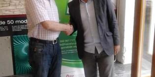 Ingurubide firma un convenio de colaboración con  la empresa FEE