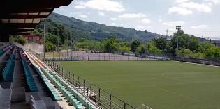 Comienza la remodelación del campo de fútbol de Etxebarri