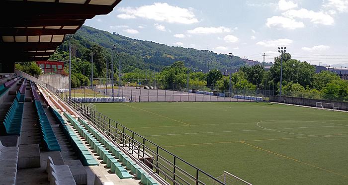 Campo futbol Etxebarri