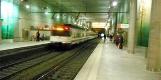 Adif realiza mejoras en la estación de Bidebieta/Basauri