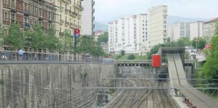 Fomento presenta dos alternativas para la entrada a Bilbao del TAV