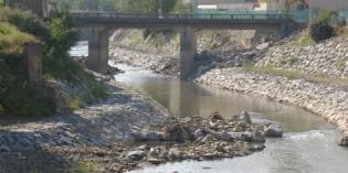 Cuenta atrás para la demolición del puente de Urbi, en Basauri