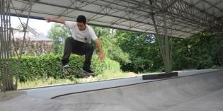 Galdakao estrena en Zugatzu el Skate park semicubierto más grande del estado