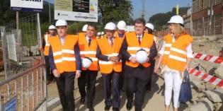 Arranca la construcción de 171 viviendas  protegidas en Bolueta