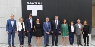Donostia estrena el centro cultural Tabakalera