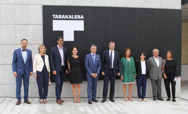 Edificio Tabakalera