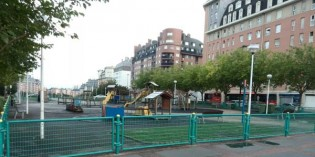 Bilbao cubrirá los parques de Miribilla y Botika Vieja en Deusto