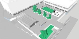 Donostia remodelará la plaza Blas de Otero por 1,3 millones de euros