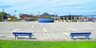 Portugalete  reparará el parking de la plaza Darío Regoyos