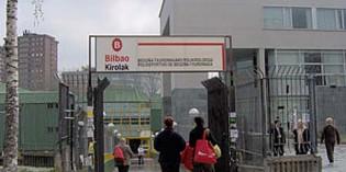Bilbao reforma los vestuarios del polideportivo de Txurdinaga