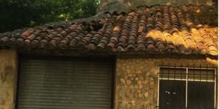 Basauri inicia la restauración del pórtico de la iglesia de San Miguel