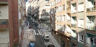 Sestao concluye las obras de reurbanización de la calle Autonomía