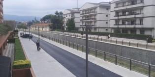 URA finaliza la urbanización del trabajo cubierto del Gobela en Getxo