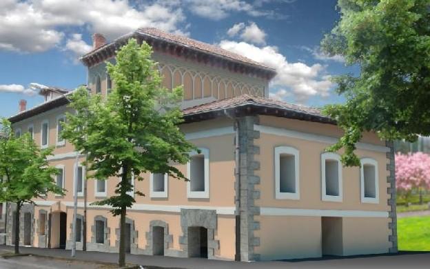 Casa de la Musica Llodio