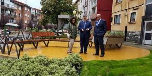 Zorrotza estrena plaza en Grupo Zazpilanda