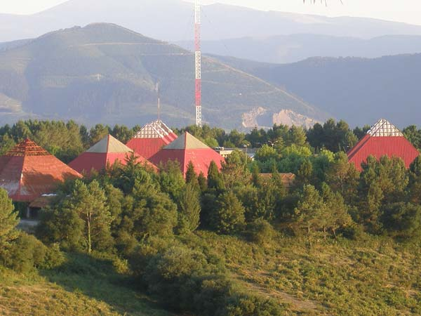 Bizkaia iniciará este otoño el derribo del Parque de Atracciones de Artxanda