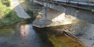 URA licita las obras de defensa contra inundaciones del río Cadagua en Zalla